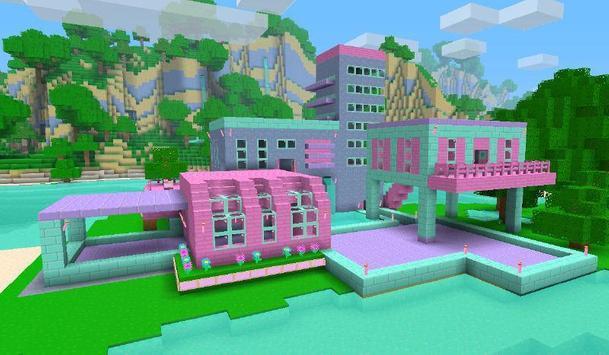 Girl Craft & Build: Ponyrider apk screenshot