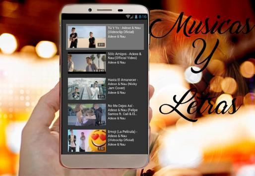 Adexe y Nau - Es Amor Novedades Musica screenshot 4
