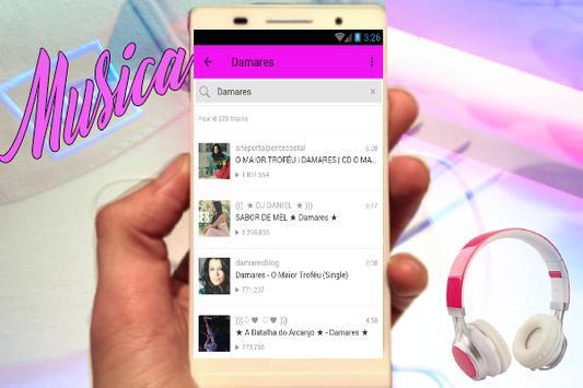 Damares - (Consolador)Sou o Que Sou Nuevas Musica screenshot 3