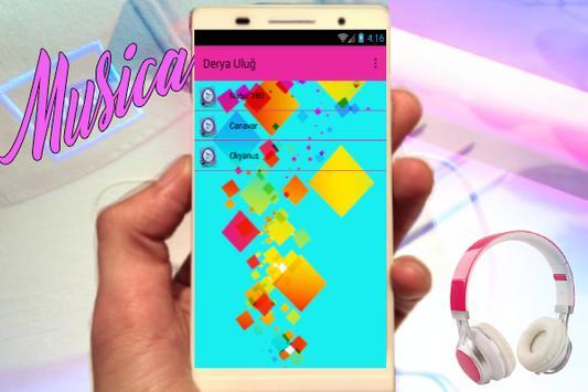 Derya Uluğ - (Nabız 180) popüler şarkı apk screenshot