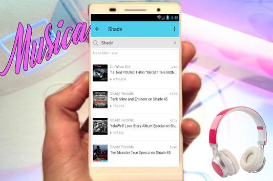 Shade - Irraggiungibile (feat. Federica Carta) apk screenshot
