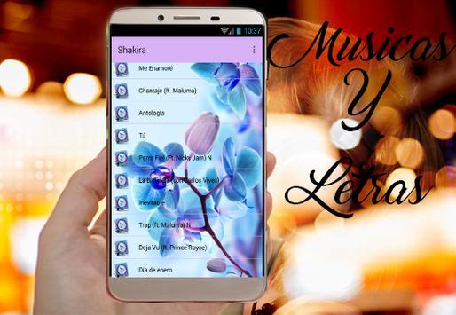Shakira-Perro Fiel (Ft. Nicky Jam)Novedades Musica screenshot 1