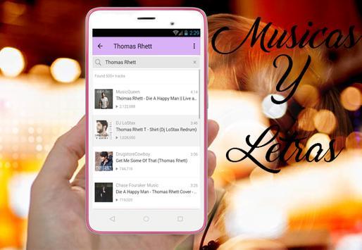 Thomas Rhett - Die A Happy Man top Song screenshot 3