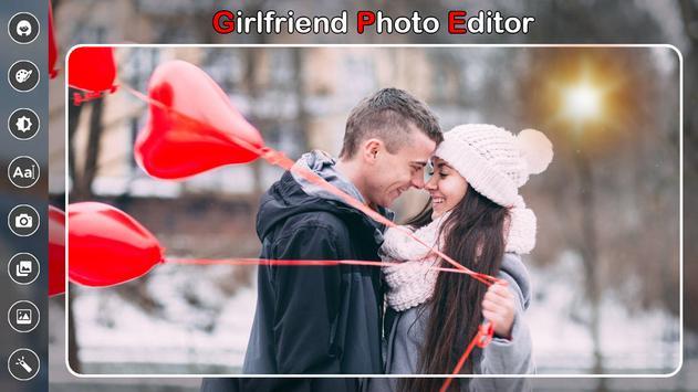 Girlfriend Photo Editor poster