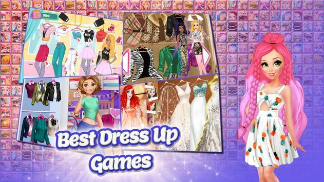 Plippa games for girls poster