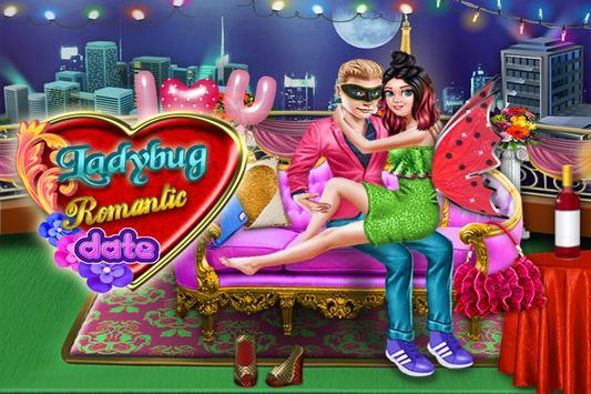 Ladybug Fairy Romantic Date screenshot 4