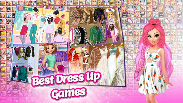 Frippa Games for Girls poster