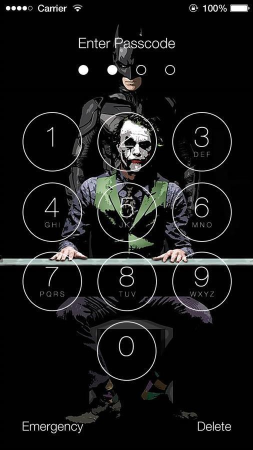 The Joker Wallpapers Hd Lock Screen For Android Apk Download