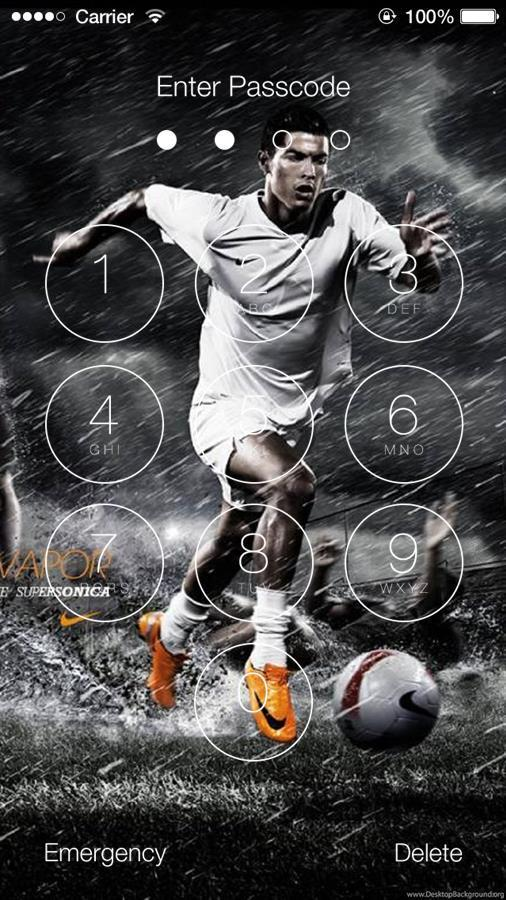 Cristiano Ronaldo Wallpapers Hd Lock Screen For Android Apk Download