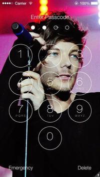 One Direction Wallpapers HD Lock Screen screenshot 7