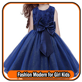 Fashion Modern For Girl Kids icon