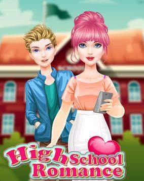 High School Love Romance Story poster