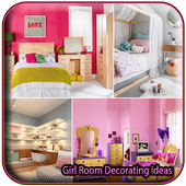 Girl Room Decorating Ideas icon