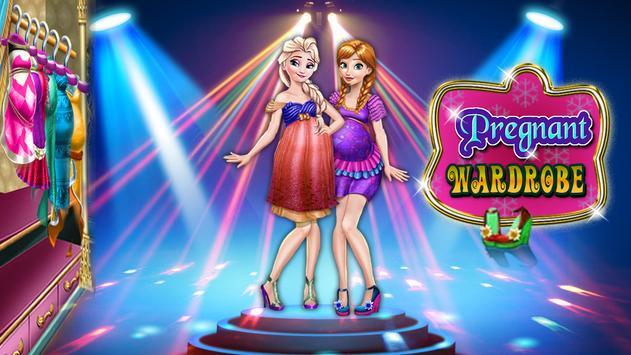 Ice Princess & BFFs Pregnant Wardrobe screenshot 4