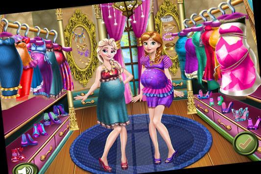 Ice Princess & BFFs Pregnant Wardrobe screenshot 6