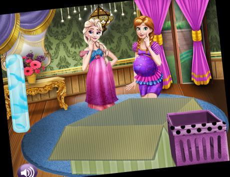 Ice Princess & BFFs Pregnant Wardrobe poster