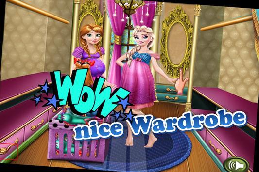 Ice Princess & BFFs Pregnant Wardrobe screenshot 15