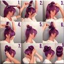 Penteado feminino passo a passo APK