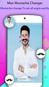 Mustache Photo Editor screenshot 1