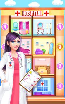 BFF Doctor: Surgery Beauty Spa screenshot 13