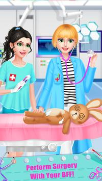 BFF Doctor: Surgery Beauty Spa poster