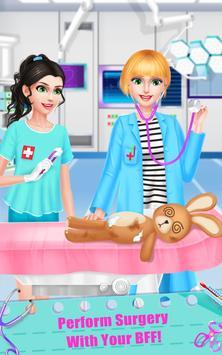 BFF Doctor: Surgery Beauty Spa screenshot 10
