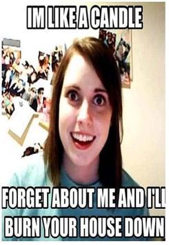 Crazy Girlfriend Memes be like imagem de tela 2