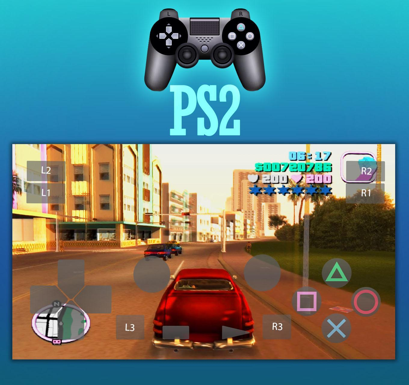 3d Ps2 Emulator Play Free 3d Ps2 Ppsspp Games For Android