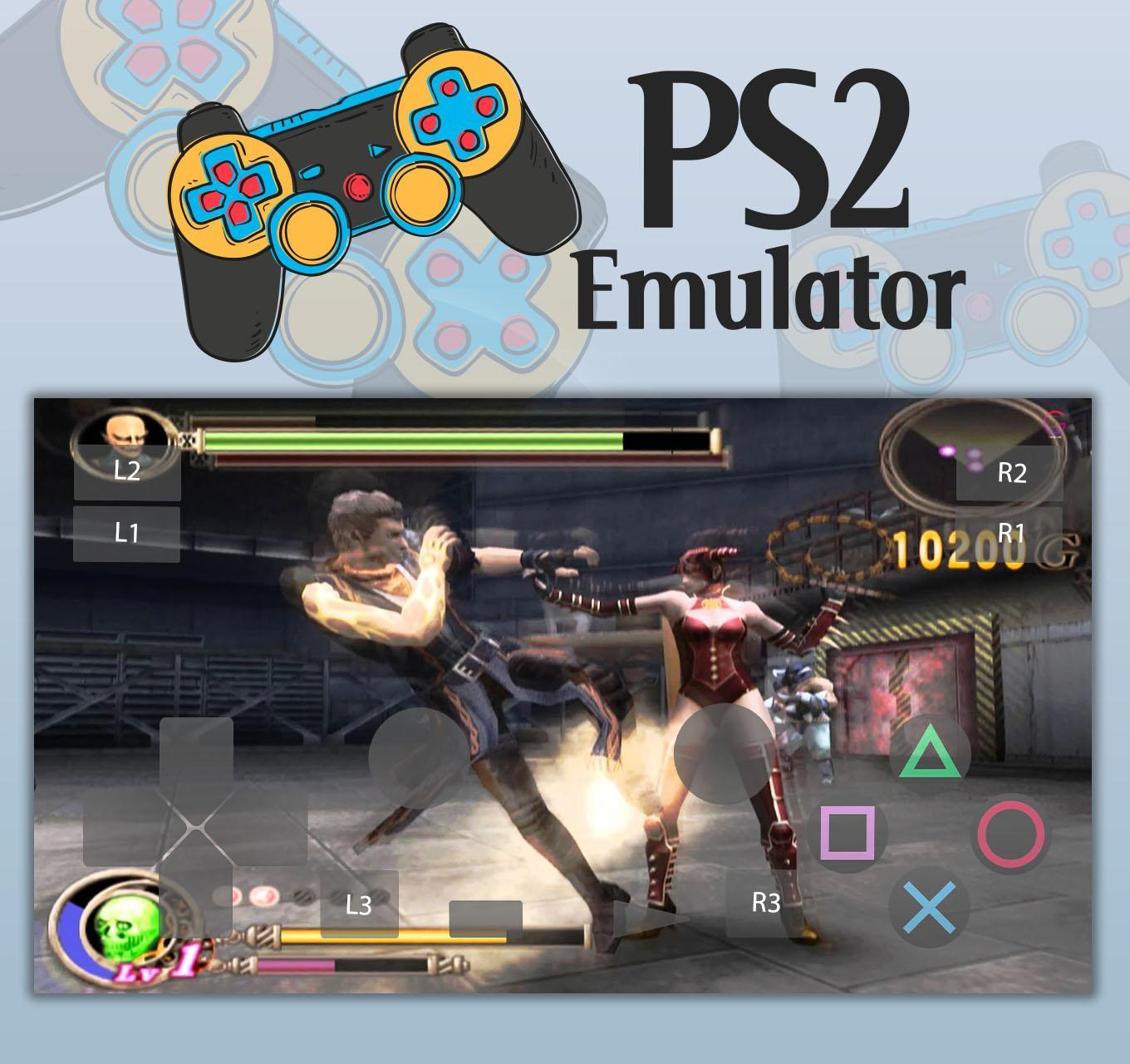Best Free PS2 Emulator - New Emulator For PS2 Roms for
