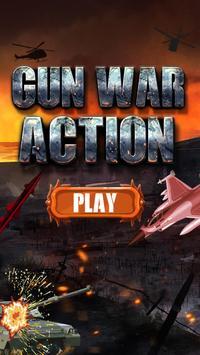 Gun War Action Games poster