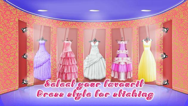 Princess Tailor: Games For Girls screenshot 9