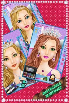 School Girl Hairstyle Salon screenshot 8