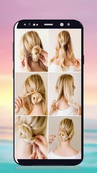 Girls Hairstyles screenshot 5