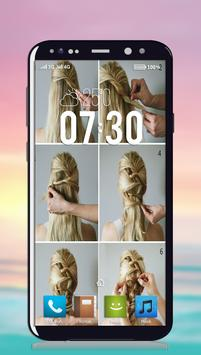 Girls Hairstyles poster