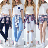💋😍 Teen Outfit Ideas ❤️ 💕 icon
