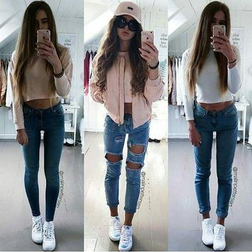 💋😍 Teen Outfit Ideas ❤️ 💕 poster