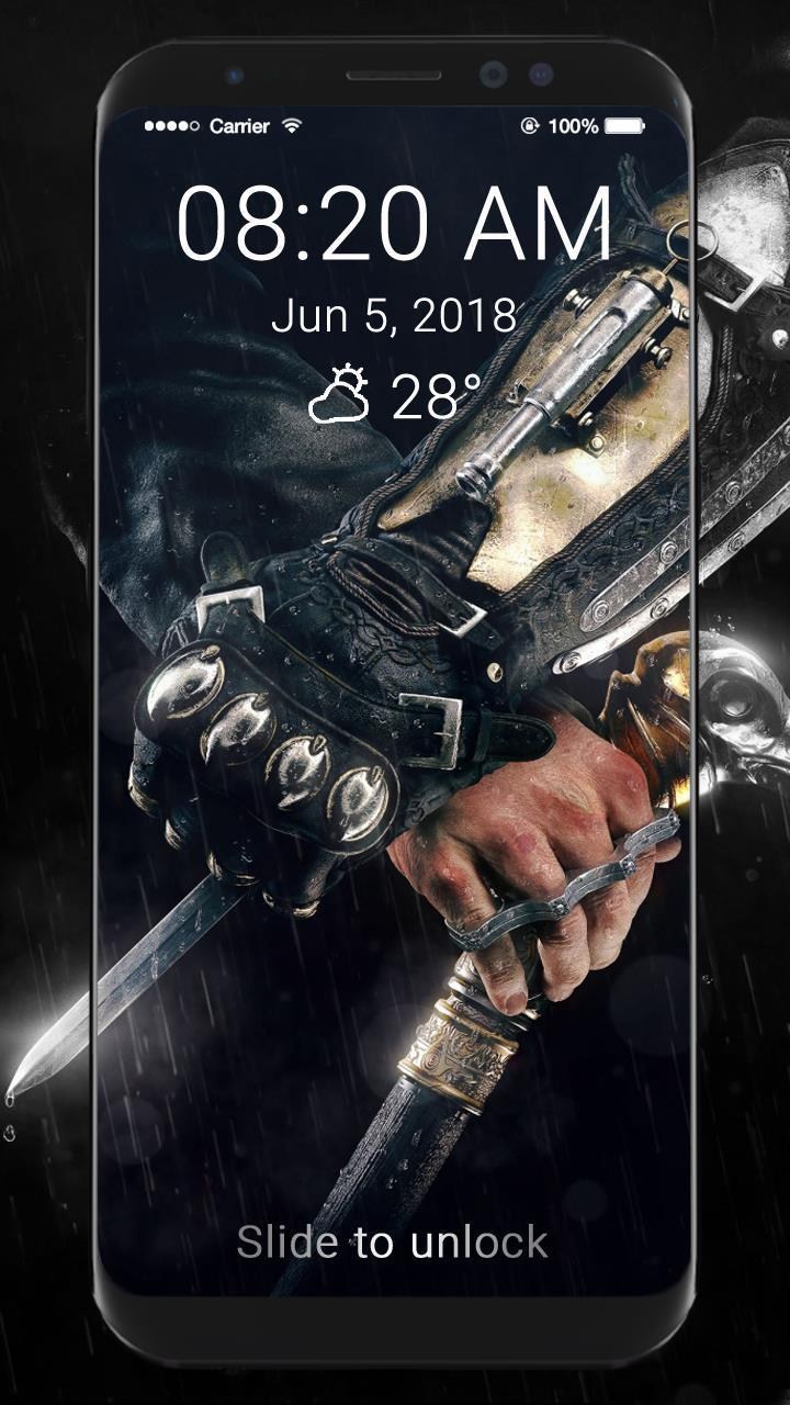 Assassins Creed Hd Lock Screen For Android Apk Download