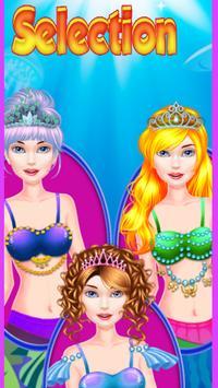 Mermaid Princess: Makeup Salon screenshot 2