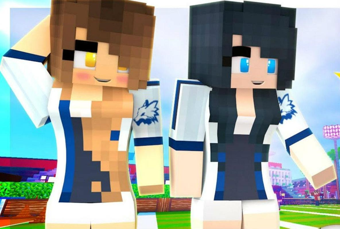 Yandere Girls Skins For Minecraft PE For Android APK Download - Skins para minecraft de yandere