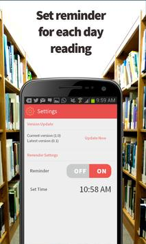 Reading Helper - Manage Books screenshot 6