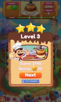 Cake Burst screenshot 1