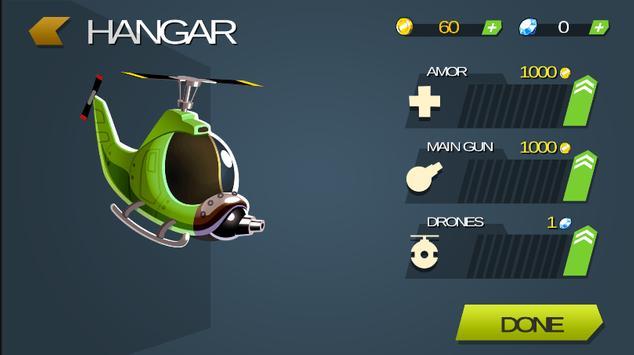 Heli Fighter screenshot 2