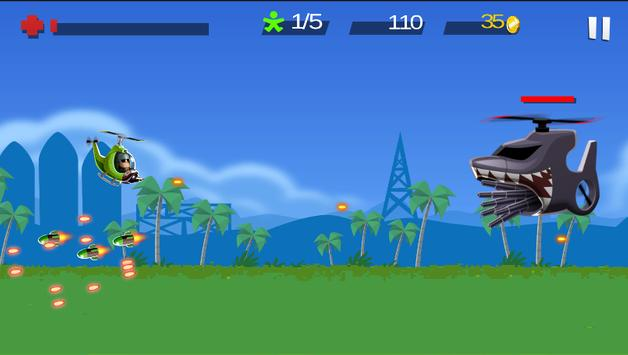 Heli Fighter screenshot 5