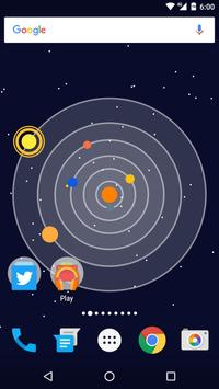 Material Planets poster
