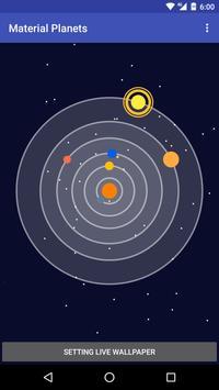 Material Planets apk screenshot