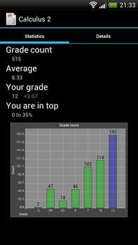 STADS Grades apk screenshot