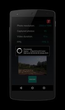 Time Lapse photography APP apk screenshot