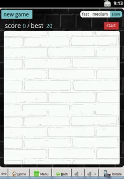 row arrange : puzzle game screenshot 1