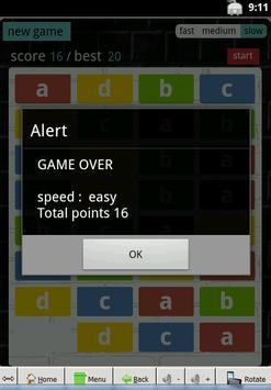 row arrange : puzzle game screenshot 4