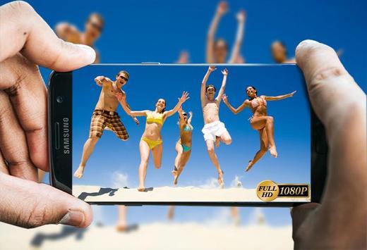 HD Digital Camera poster